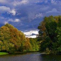 Песнь Осени :: Vera Ostroumova