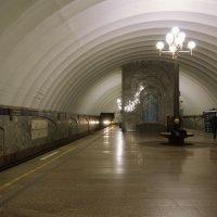 Вестибюль станции :: Aнна Зарубина