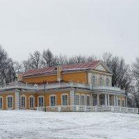 Путевой дворец Петра I. Северный фасад :: Елена Павлова (Смолова)