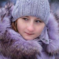 Снег идет :: Вера Сафонова
