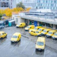 Почта,дождь :: Наталия