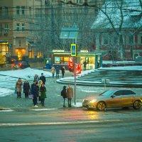 Москва, ул. Пречистенка. :: Игорь Герман