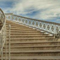 Лестница...конечно же вверх :: Владимир Гилясев