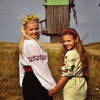 Мамочка и доця :: Lyuda Kr.
