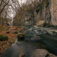 Река в каньоне :: Artem Zelenyuk