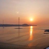 закат в проливе :: Ingwar