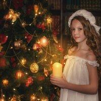 Ночь перед Рождеством :: Виктория Дубровская