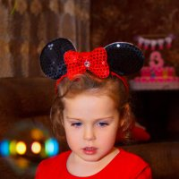Маленькая принцесса :: Мария