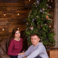 Вика и Виталий :: Ekaterina Usatykh