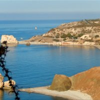 Место рождения Афродиты на Кипре :: Natali