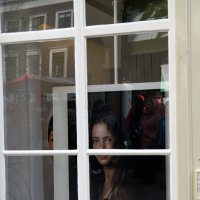 За окном,,, :: Валентина Харламова
