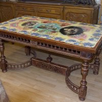 Самодельный столик :: leo yagonen