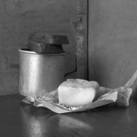 И хлеба горбушку и ту пополам :: Наталья (D.Nat@lia) Джикидзе (Берёзина)