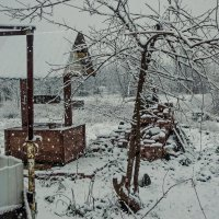 Вид из окна :: Евгений Астахов