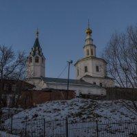 Николо-Галейская церковь :: Сергей Цветков