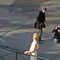 Фото сессия ! Холод не  помеха ! :: Виталий Селиванов
