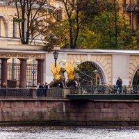 Банковский мостик :: Валерий Смирнов