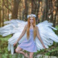 Белый ангел :: Сергей