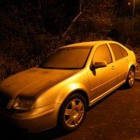 Моё замёрзшее авто :: Natalia Harries
