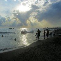вечера на море :: tgtyjdrf