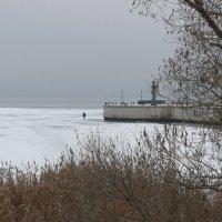 Устье Портового канала :: Елена Павлова (Смолова)