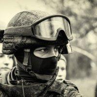 Враг не пройдёт! :: Вадим