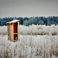 Общественный туалет :: Валерий Талашов