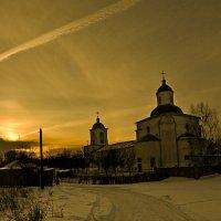 Закончен день.., а завтра будет новый... :: Александр Бойко