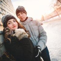 Михаил и Юля :: Илья Земитс