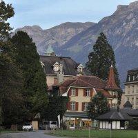 Интерлакен. Швейцария. Interlaken. Switzerland. :: Юрий Воронов