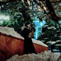 Трудный разговор :: Микто (Mikto) Михаил Носков