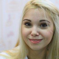 от улыбки :: Олег Лукьянов