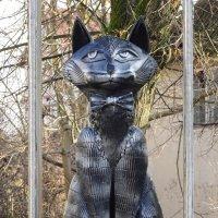 Памятник зеленоградским котам :: Маргарита Батырева