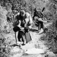 путешествия высоко в горах :: Jiří Valiska