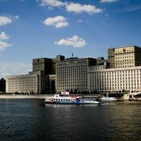 Национальный центр управления обороной :: Татьяна Тимофеева