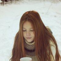 рыженькая)) :: Виктория Кузьмичёва