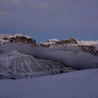 Itali Dolomiti.Passo Sella :: Vasil Klim
