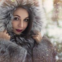 Зима :: Елена Пахомычева