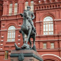 МАРШАЛ ПОБЕДЫ :: Андрей Головкин