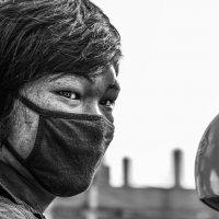 Непальская незнакомка... :: Александр Вивчарик