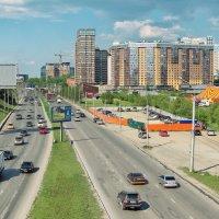 Каменская магистраль :: Дмитрий Конев