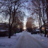 Зимний этюд :: Tarka