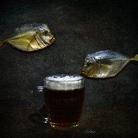 Пиво к рыбке :: Галина Galyazlatotsvet