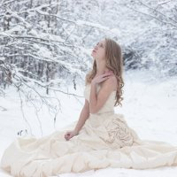 маленькая принцесса :: Виктория Кузьмичёва