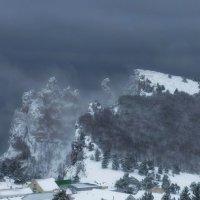 Ай-петри зимой :: Николай Ковтун