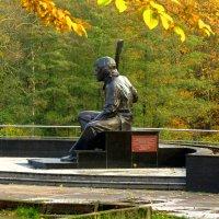 Бард и Осень :: Сергей Карачин