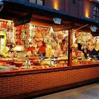 Рождественский базар в Гамбурге (серия). Сладко, ароматно, вкусно! :: Nina Yudicheva