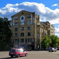 Мой город :: Светлана