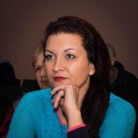 На поэтическом вечере. :: Сергей Касимов
