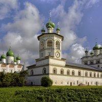 Николо-Вяжищский монастырь :: Moscow.Salnikov Сальников Сергей Георгиевич